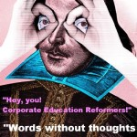 More Weird New Words for the School Reform Education Vocabulary List