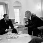 Martin Luther King, Jr. and the Education President—Lyndon B. Johnson