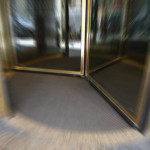 The Duncan/King Robots and the Revolving Door