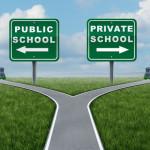 Public v. Private Charter Schools and Bernie Sanders